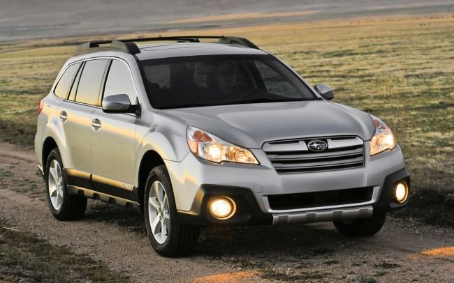 2014 Subaru Outback Limited Msrp