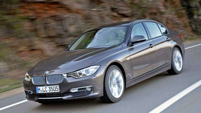 2013 BMW 3-Series Image