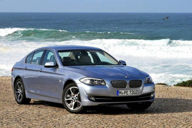 2013 BMW 5-Series Image