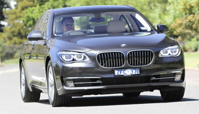 2013 BMW 7-Series Image