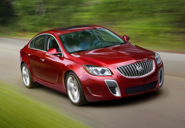 2013 Buick Regal Image