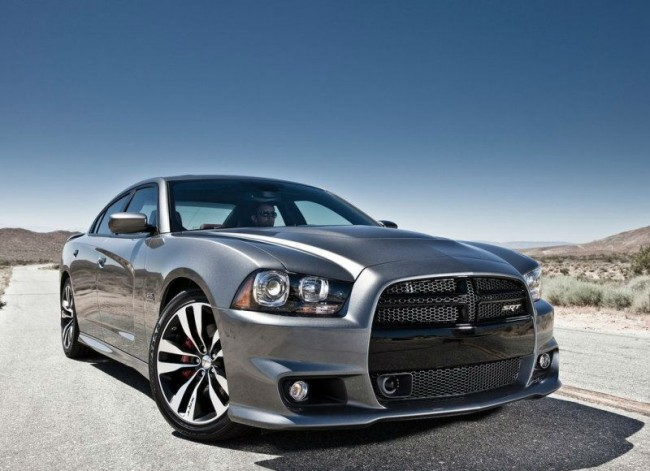 2013 Dodge Charger SRT