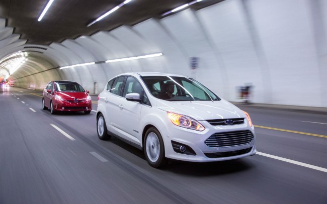 2013 Ford C-Max Image
