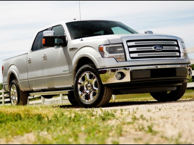 2013 Ford F-150 XLT Supercab