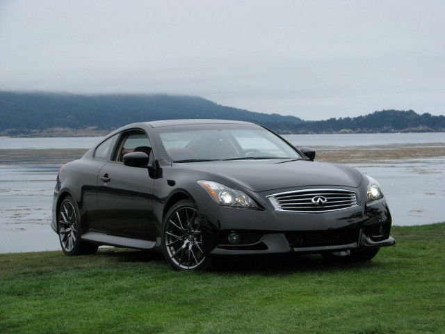 2013 Infiniti G37 Coupe Black
