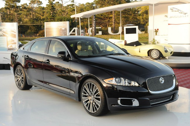 2013 Jaguar XJL Ultimate