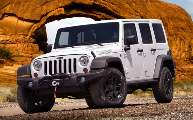 2013 Jeep Wrangler 4 Door Rubicon