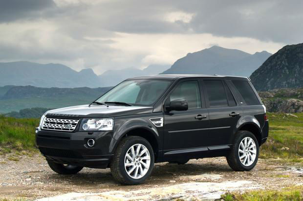 2013 Land Rover LR2 Reliability
