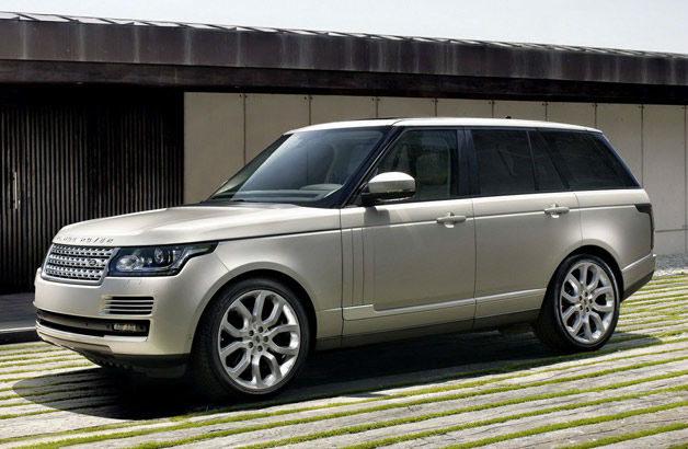 2013 Land Rover Range Rover Image
