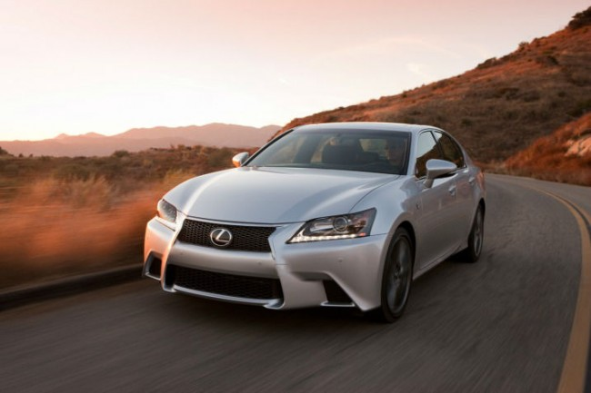 2013 Lexus IS 350 Image