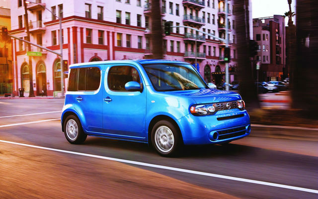 2013 Nissan Cube Image
