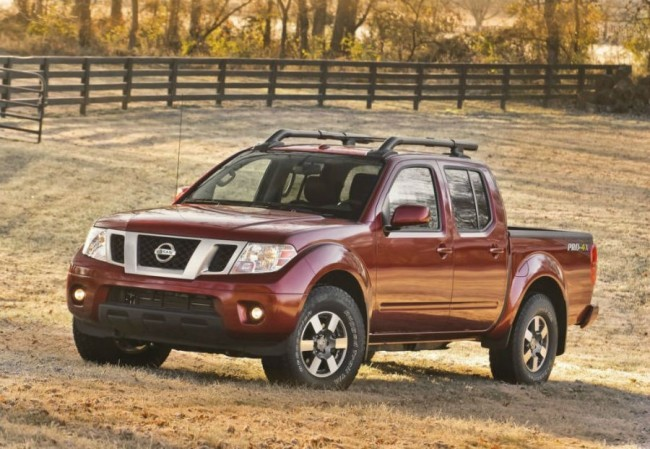 2013 Nissan Frontier Image