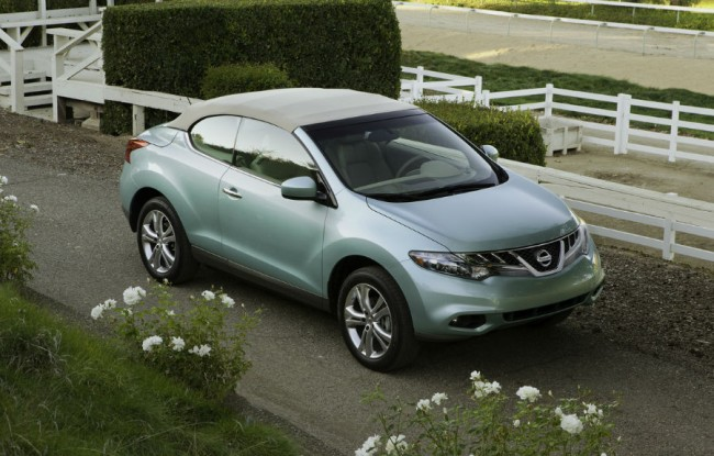 2013 Nissan Murano Crosscabriolet Image