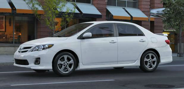 2013 toyota corolla s white topcarz us. Black Bedroom Furniture Sets. Home Design Ideas