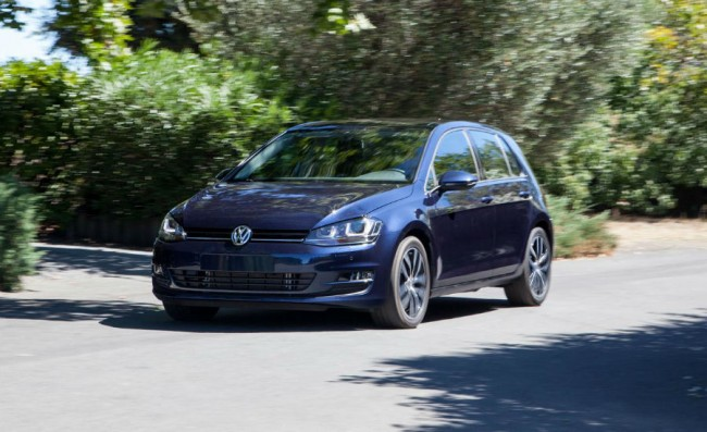 2013 Volkswagen Golf TDI Manual