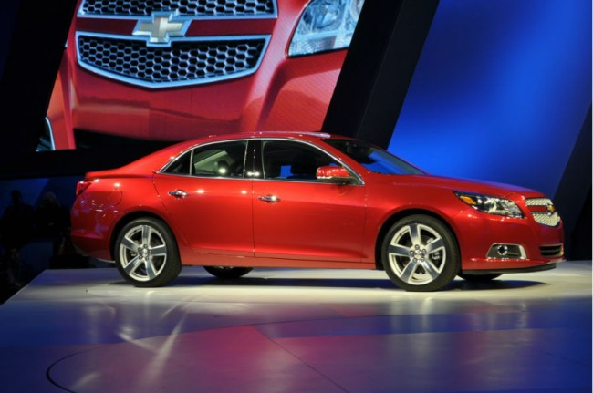 2015 Chevrolet Malibu Turbo