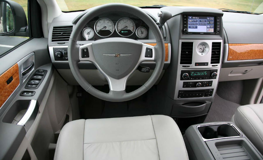Front Door Trim Panel for 2014 Chrysler Town amp Country