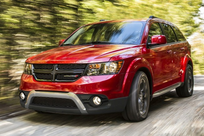2015 Dodge Journey Msrp