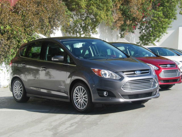 2015 Ford C-Max Sport