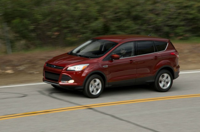 2015 Ford Escape Mpg