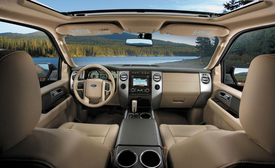 2015 Ford Expedition Limited Interior 2015 Ford Expedition Limited Interior