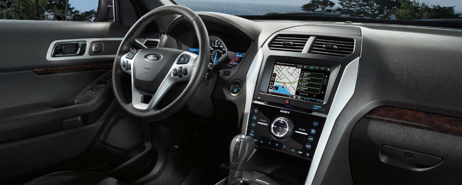2015 Ford Explorer Limited Interior 2017 2018 Best Cars Reviews