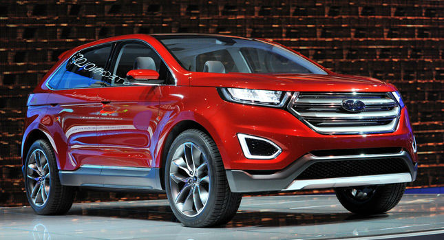 2015 Ford Explorer Limited Red