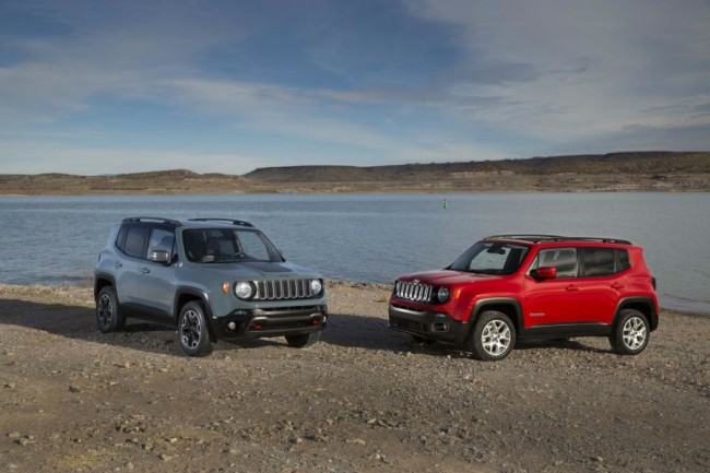 2015 Jeep Renegade Trailhawk Image