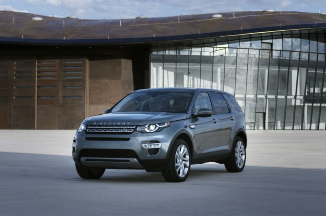 2015 Land Rover Discovery Sport Spy