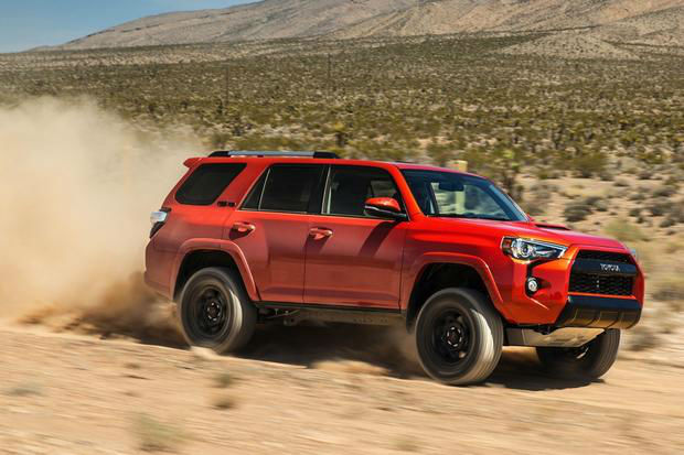 2015 Toyota 4Runner Limited Awd