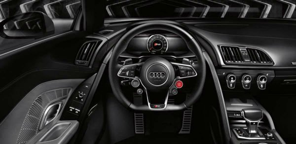 Awesome 2018 Audi R8 Interior