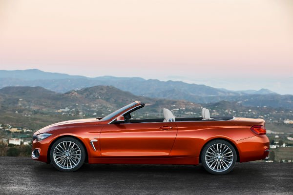 2018 BMW 4-Series Convertible