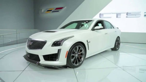 2018 Cadillac CTS Coupe