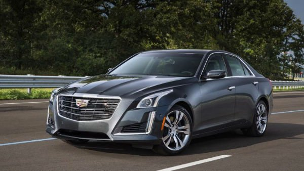 2018 Cadillac CTS Redesign