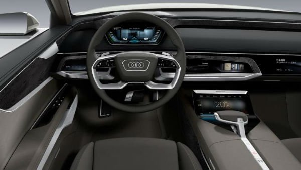 audi a6 2018 interior topcarz us. Black Bedroom Furniture Sets. Home Design Ideas