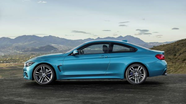BMW 4-Series 2018 Coupe