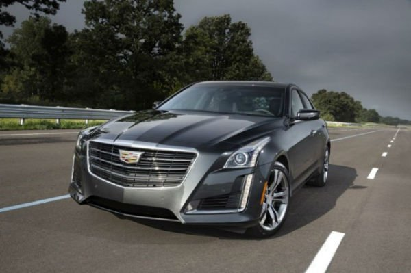 Cadillac CTS 2018 Coupe