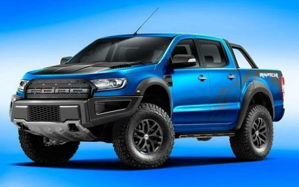 Ford Ranger Raptor 2018 South Africa