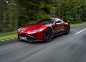 Aston Martin Vantage 2020 Manual Transmission
