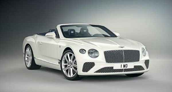 2020 Bentley GTC Convertible