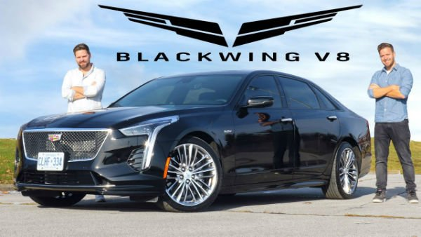 2020 Cadillac CT6 V Blackwing