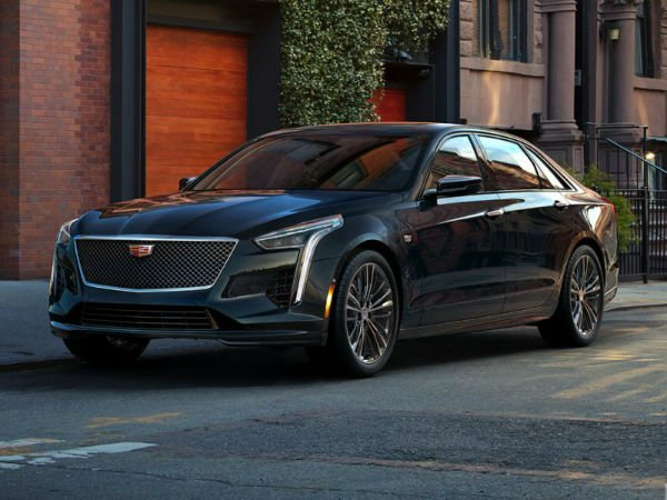 2020 Cadillac CT6 V Series