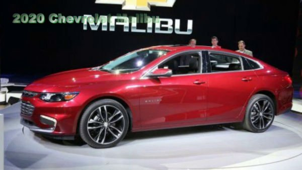 2020 Chevrolet Malibu SS