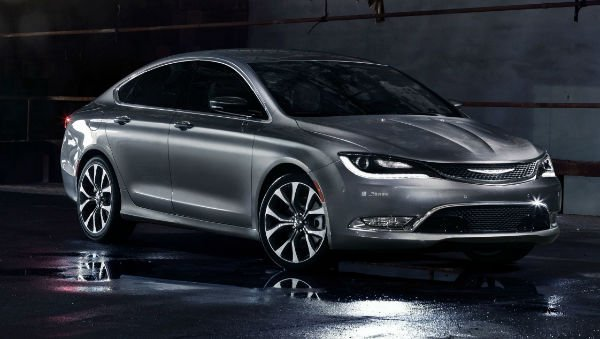 2020 Chrysler 200 Sport