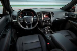 2020 Dodge Durango RT Interior
