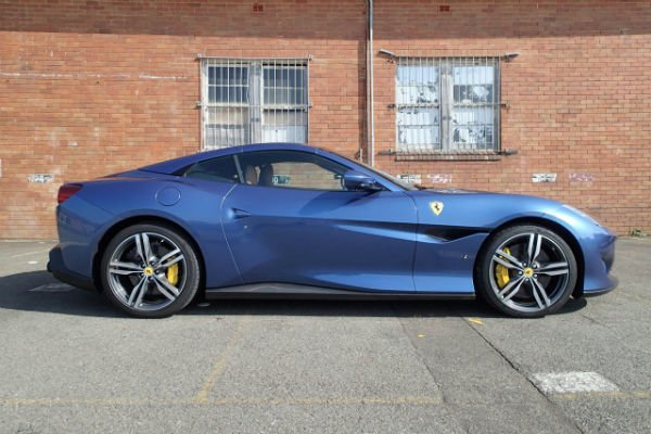 2020 Ferrari Portofino Blue