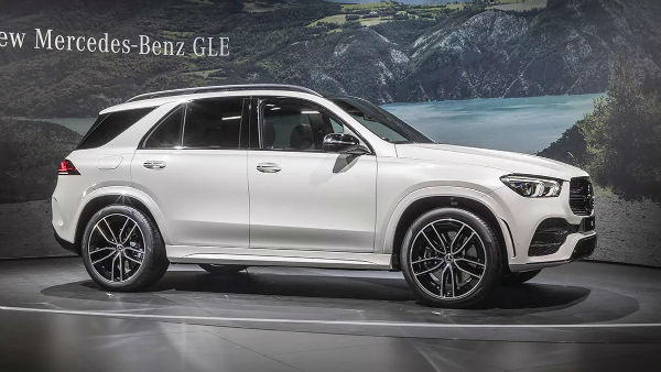 2020 Mercedes-Benz GLE Plug-In Hybrid