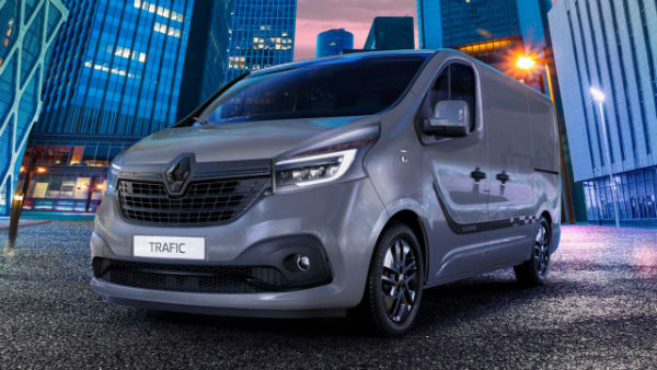 2020 Renault Trafic Sport