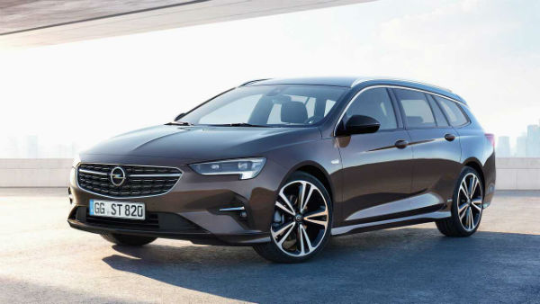 2020 Vauxhall Insignia Estate