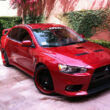 Mitsubishi Lancer 2020 Modified